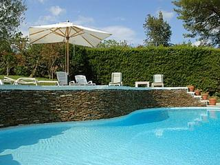 A quiet, airy villa within walking distance to the Cannes- Mougins golf course. AZR 066 - Limousin vacation rentals