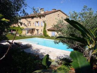 Renovated 17th Century Monk's cottage with sweeping Valbonne views. AZR 076 - La Gouesniere vacation rentals