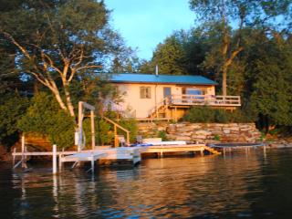 Cottage on St. Lawrence River Near Thousand Islands, NY - Ogdensburg vacation rentals