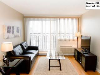 SPACIOUS AND SUNNY 2 BEDROOMS CONDO - Quebec vacation rentals