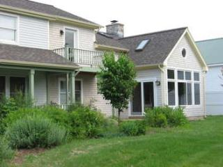 Overlooking the adirondack mountains and Lake Champlain - Isle La Motte vacation rentals