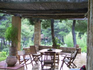 Privileged view house at the Sani area - Macedonia Region vacation rentals