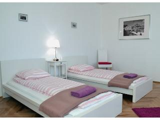 Studio with Balcony. Breathtaking views of River - Budapest & Central Danube Region vacation rentals