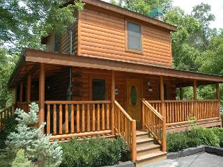 One Bedroom River Cabin Within Walking Distance to Pigeon Forge Parkway - Sevierville vacation rentals