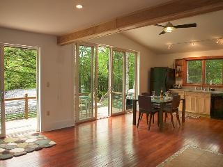 A Stream Side Cottage Near Woodstock, NY - Catskills vacation rentals