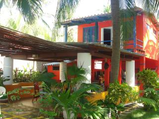 Oceanfront Tropical Paradise Viewing the Ocean and Estuary (Barra de Santiago) - Ahuachapan vacation rentals
