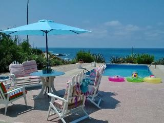The Ocean Hideaway ~ a casual beachfront B&B - Anconcito vacation rentals