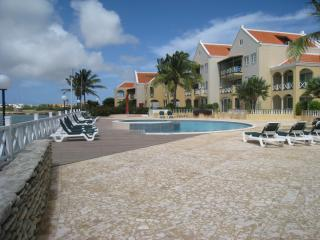 Paradise in the sun.  A sea side vacation Rental on Bonaire with Incredible View - Kralendijk vacation rentals