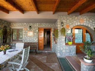 Villa composed by three unit with pool and view - Sant'Agata sui Due Golfi vacation rentals