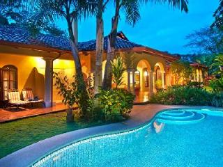 Elegant Bell Hacienda- on La Iguana Golf Course, luxe amenities, near beach - Herradura vacation rentals