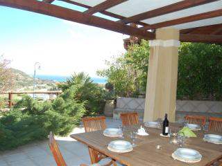 Apartment with beautiful sea view in Villasimius central - Villasimius vacation rentals