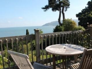 The Coach House, Porlock Weir - Sleeps 2 - Exmoor National Park - Sea View - Exmoor National Park vacation rentals