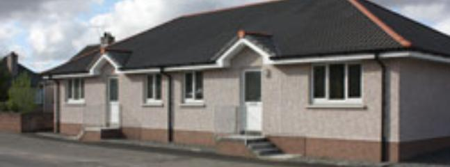 Houses from front - Butnben Holiday Home - Stornoway - rentals