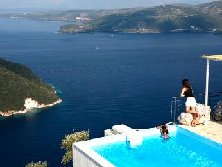 Private villa wih pool 360 views - Lefkas vacation rentals