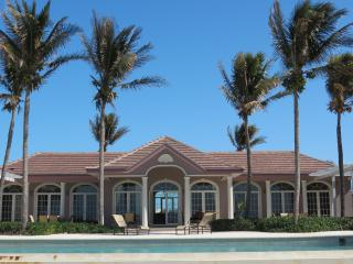 Luxury Oceanfront Villa for Island Tranquility - Grand Bahama vacation rentals