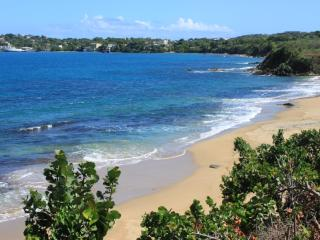 The Sands  - Rare Vieques Oceanfront With Your Own Private Stairway to the Beach - Puerto Rico vacation rentals