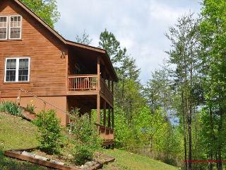 """Hunters Den"" is a 3/3 and loft, sleeps up to 10 guests.Pet Friendly - Blairsville vacation rentals"