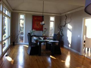 Spacious modern house southern part of town, BART - San Francisco vacation rentals