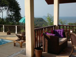 Phangan Sea View Villa spectacular  view private - Koh Phangan vacation rentals