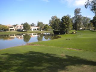 Scottsdale Country Club on lake full Mtn Views fully furnished - Scottsdale vacation rentals