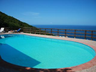 Villa with swimming pool and sea view - Costa Paradiso - Costa Paradiso vacation rentals