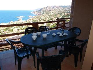 Two bedrooms villa with swimmingpool and sea view - Costa Paradiso vacation rentals