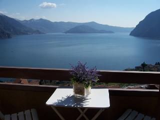 Casa LUISA -  pool and wonderful view lake Iseo - Riva di Solto vacation rentals