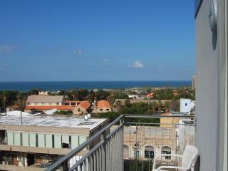 48 - Amazing 3 room, 5th fl, ocean view - Tel Aviv vacation rentals