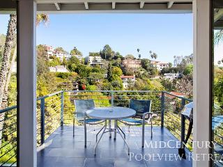 MidCentury Poolview Retreat - Los Angeles vacation rentals