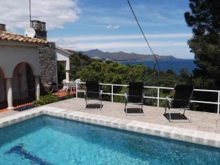 Villa in El port de la Selva,private pool,sea view - El Port de la Selva vacation rentals