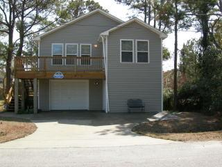 Front of House - 4 BR 3 BA OBX Beach House With all the Amenities - Kill Devil Hills - rentals