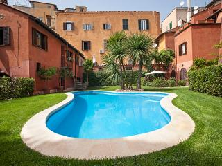 Trendy apt. with pool in the heart of Trastevere - Rome vacation rentals