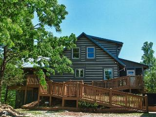 Spectacular and Private, Huge Mountain Lodge Overlooking Wears Valley! - Sevierville vacation rentals
