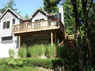 Comfortable, classy home in the heights of Manzanita now with Wi-Fi and Direc - Manzanita vacation rentals