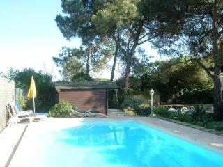 Holiday cottage and private pool 10x4 m by Lisbon - Costa da Caparica vacation rentals