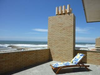 Holiday studio on the beach front with shared pool - Esmoriz vacation rentals