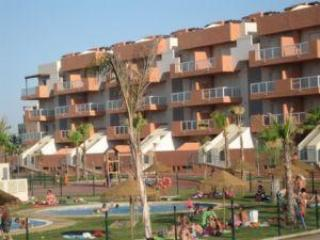 Fully equipped 6 berth 3 bedroom en-suite apartment - Almerimar vacation rentals
