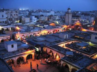 Spacious apartment with private terrace in Medina. - Essaouira vacation rentals