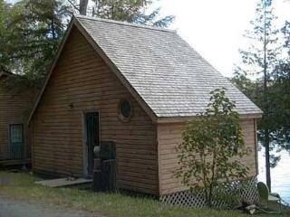 Cabin #4 'Cathedral' - Barnet vacation rentals