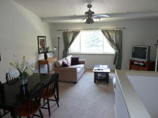 Elegant 3BR Townhouse / Condo - Center of the Fun in Idaho!  Sleeps 6 - Hailey vacation rentals