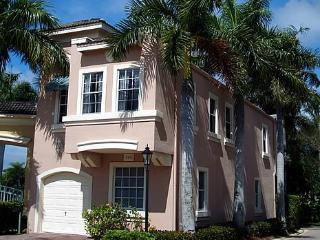 PGA National: PGA National Palm Beach Contemporary Mediterranean Single Family Home - Miami Beach vacation rentals