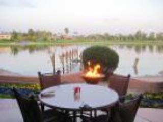 Onsite serene restaurant with beautiful views. - Scottsdale 7 room Villa: Calcavecchia, Michelson - Scottsdale - rentals