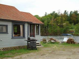 Maine Waterfront Cabin Rental with Dock & Kayaks - Rockwood vacation rentals