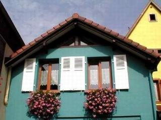 Holiday rental :  the Blue House in Alsace - Alsace-Lorraine vacation rentals
