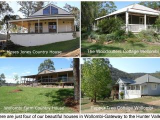 Wollombi Stays in the Hunter Valley - Hunter Valley vacation rentals