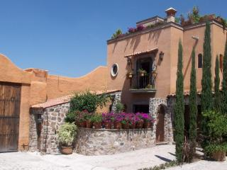 In the Heart of San Miguel's Most Sought After Neighborhood - San Miguel de Allende vacation rentals