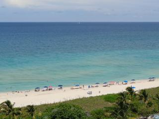 TWO BEDROOM OCEAN VIEW APARTMENT RIGHT ON MIAMI BEACH - Florida South Atlantic Coast vacation rentals