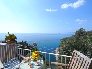 Apartment Lina in Praiano sea view - Amalfi vacation rentals