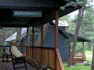 Big River Lodge - Beaverhead Cabin - Gallatin Gateway vacation rentals