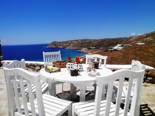 An Amazing Myconian Villa in Elia Beach - Mykonos vacation rentals